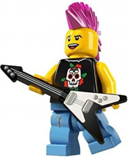 Punk Rocker - Series 4