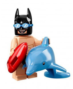 Swimsuit Batman - Batman Movie Series 2