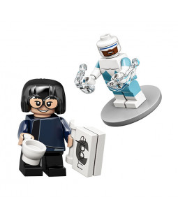 Edna Mode & Frozone - Disney Series 2