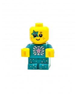 Turquoise Sparkle Baby - The Lego Movie 2