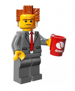President Business - The LEGO Movie Series 1