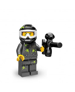 Paintball Player - Series 10