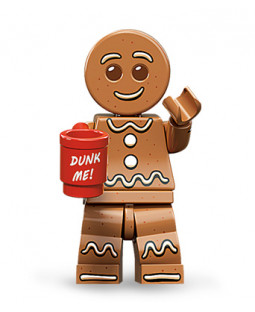 Gingerbread Man - Series 11