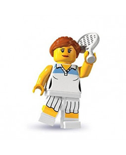 Tennis Player - Series 3