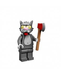 Scratchy - The Simpsons Series 1