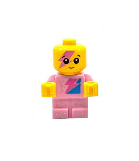 Pink Sparkle Baby - The LEGO Movie 2