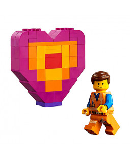 Emmet's 'Piece' Offering Polybag - The Lego Movie 2