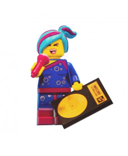 Flashback Lucy - The LEGO Movie Series 2