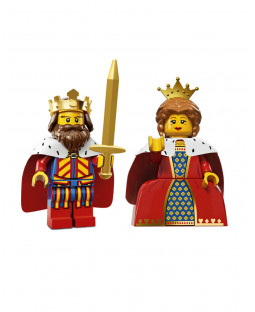 King & Queen - Series 13 & 15