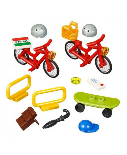 LEGO Xtra Bicycles Polybag