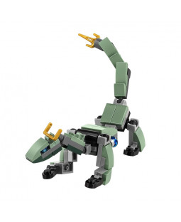 Green Ninja Mech Dragon Polybag