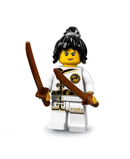 Spinjitzu Training Nya - The Ninjago Movie Series