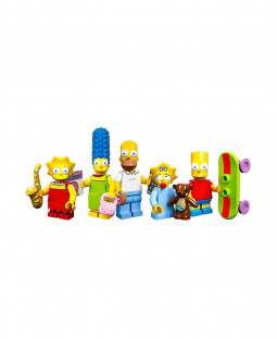 Simpsons Family - The Simpsons Series 1