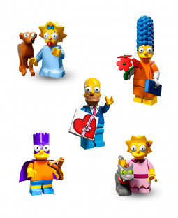 Simpsons Family - The Simpsons Series 2