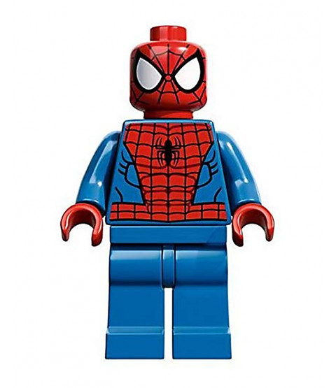 LEGO Superheroes: SPIDERMAN Minifigure (MARVEL)