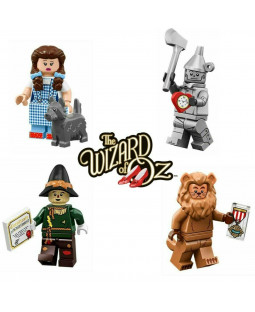 Wizard of Oz Set - The LEGO Movie Series 2